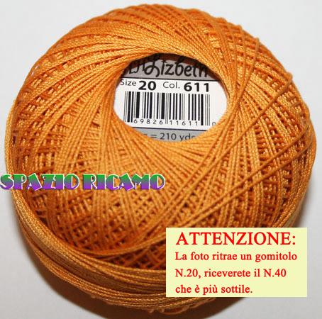 CORDONETTO LIZBETH GROSSEZZA 40