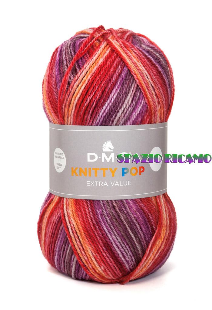 Acrilico Dmc Knitty Pop Col478 Spazio Ricamo
